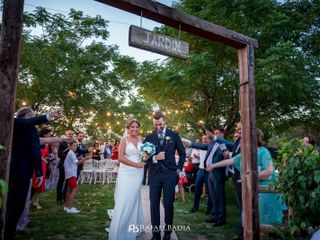 La boda de Borja  y Araceli