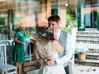 La boda de Iria y Julián