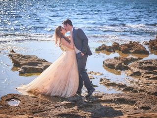 La boda de Lorena y Raúl