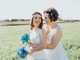 La boda de Tamara y Marta