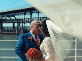 La boda de Ester y Javi