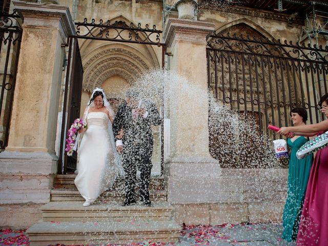 La boda de Juan y Pilar en Mansilla De Las Mulas, León 11