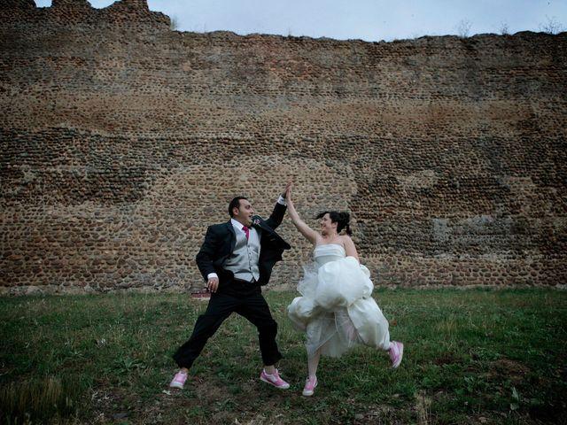 La boda de Pilar y Juan