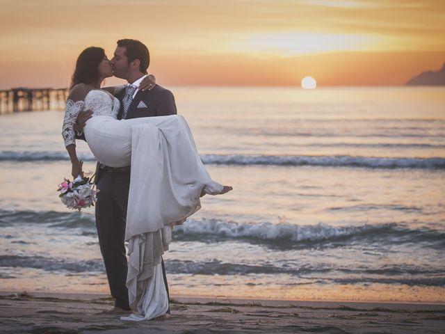La boda de Elisabeth y Luis