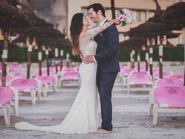 La boda de Luis y Elisabeth en Palma De Mallorca, Islas Baleares 21