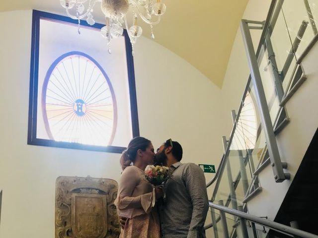 La boda de Sergio y Sara en Lorca, Murcia 3