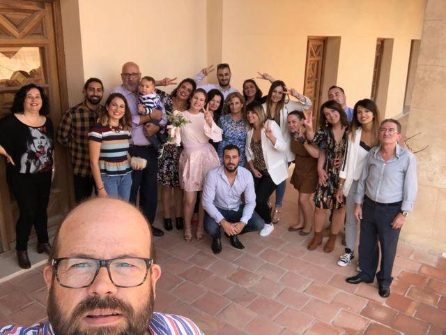 La boda de Sergio y Sara en Lorca, Murcia 5