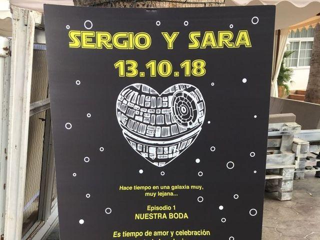 La boda de Sergio y Sara en Lorca, Murcia 7