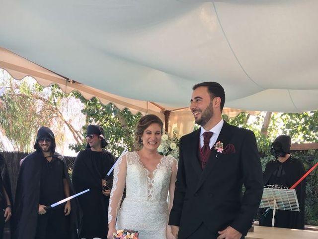 La boda de Sergio y Sara en Lorca, Murcia 16