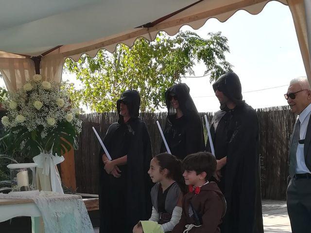 La boda de Sergio y Sara en Lorca, Murcia 18