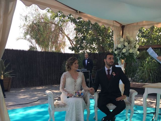 La boda de Sergio y Sara en Lorca, Murcia 19