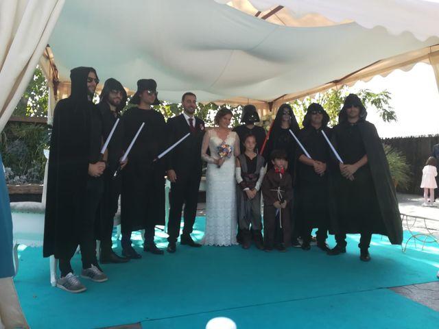La boda de Sergio y Sara en Lorca, Murcia 21