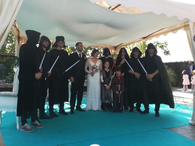 La boda de Sergio y Sara en Lorca, Murcia 22