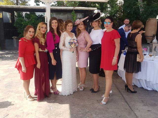 La boda de Sergio y Sara en Lorca, Murcia 1