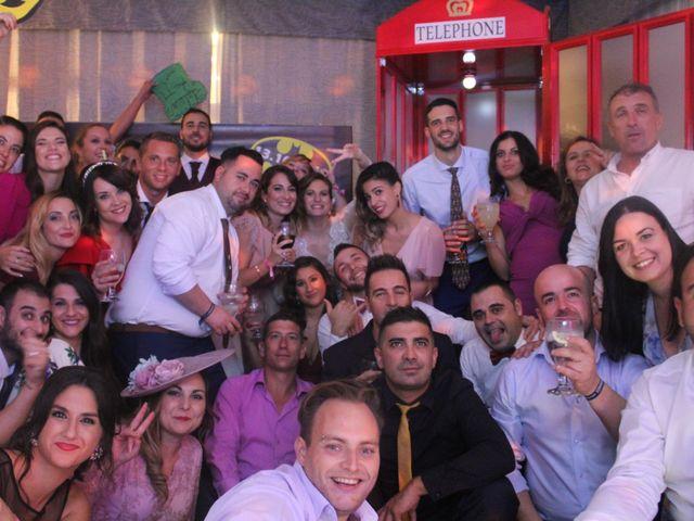 La boda de Sergio y Sara en Lorca, Murcia 32