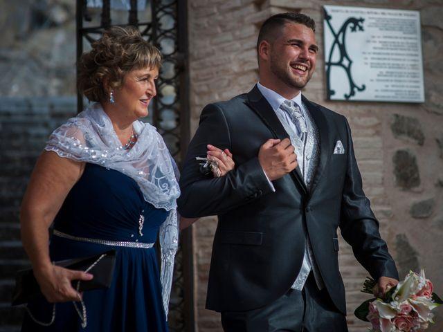 La boda de Nathaniel y Paola en Toledo, Toledo 8