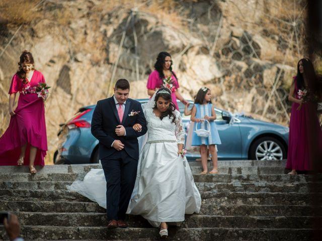 La boda de Nathaniel y Paola en Toledo, Toledo 9