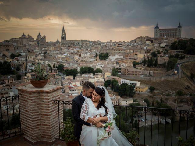 La boda de Nathaniel y Paola en Toledo, Toledo 3