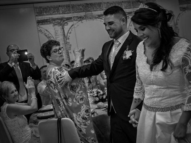 La boda de Nathaniel y Paola en Toledo, Toledo 12