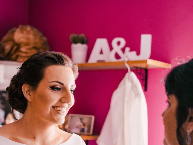 La boda de Juanjo y Alba en Calp/calpe, Alicante 21