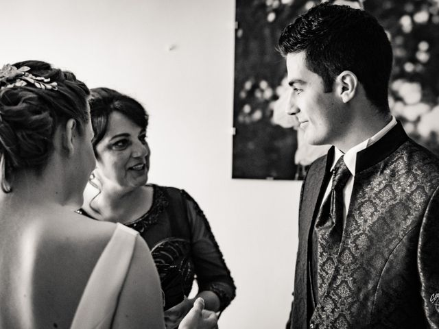 La boda de Juanjo y Alba en Calp/calpe, Alicante 22