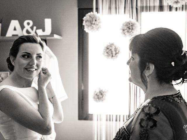 La boda de Juanjo y Alba en Calp/calpe, Alicante 24