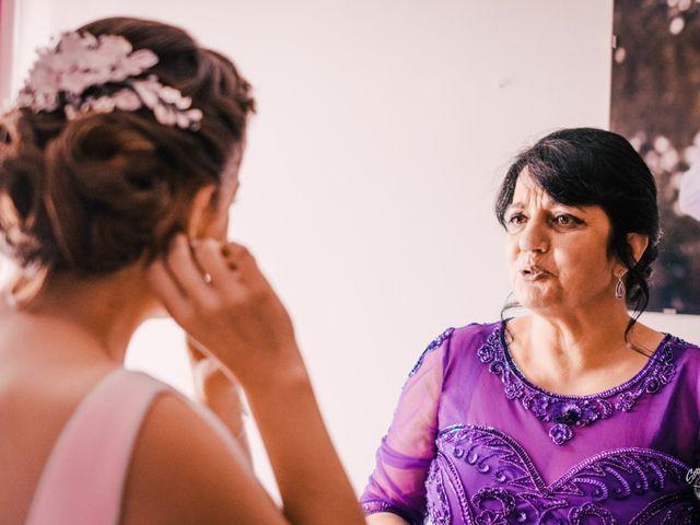 La boda de Juanjo y Alba en Calp/calpe, Alicante 25