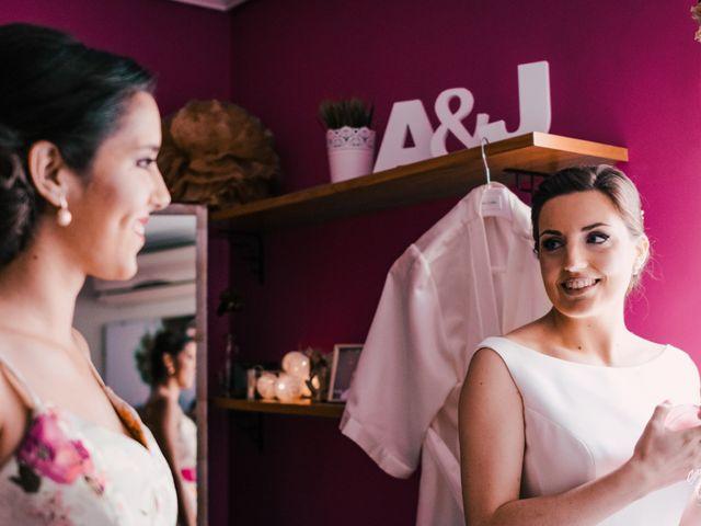La boda de Juanjo y Alba en Calp/calpe, Alicante 29