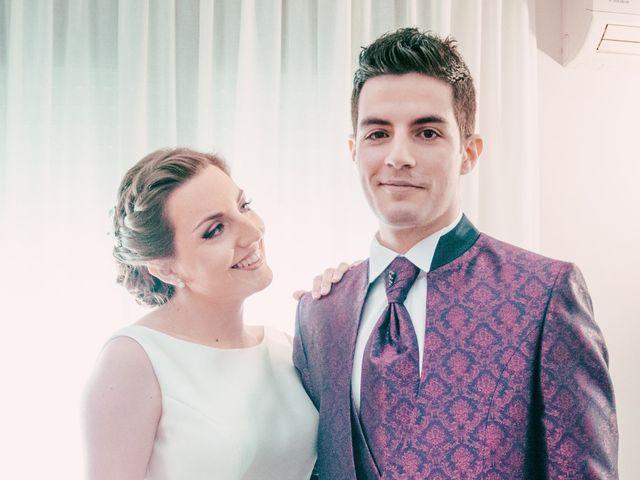 La boda de Juanjo y Alba en Calp/calpe, Alicante 37