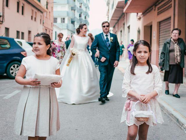 La boda de Juanjo y Alba en Calp/calpe, Alicante 43