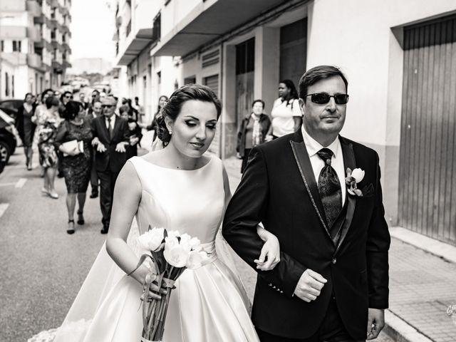 La boda de Juanjo y Alba en Calp/calpe, Alicante 44
