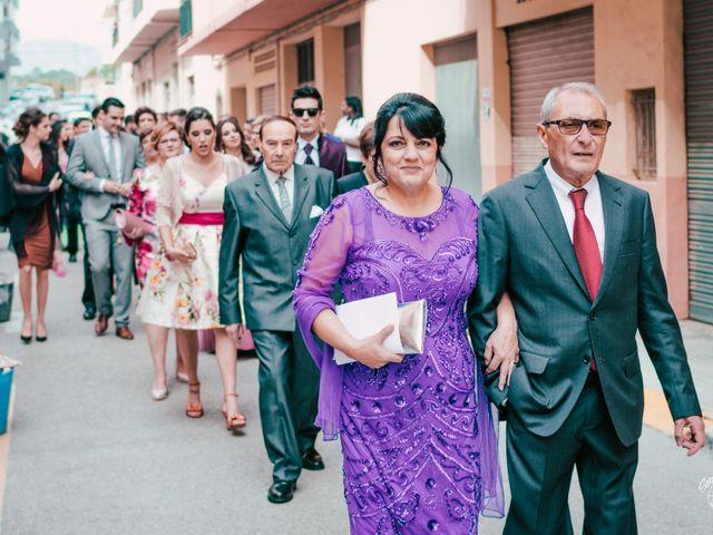 La boda de Juanjo y Alba en Calp/calpe, Alicante 45