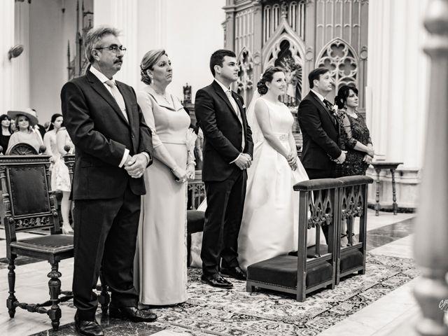La boda de Juanjo y Alba en Calp/calpe, Alicante 54