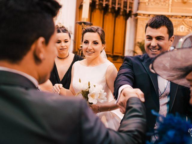 La boda de Juanjo y Alba en Calp/calpe, Alicante 57