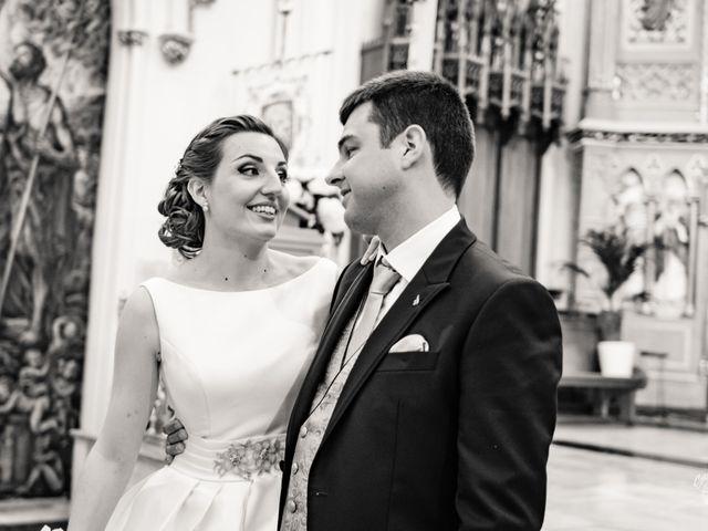 La boda de Juanjo y Alba en Calp/calpe, Alicante 58