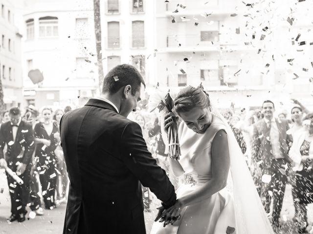 La boda de Juanjo y Alba en Calp/calpe, Alicante 61