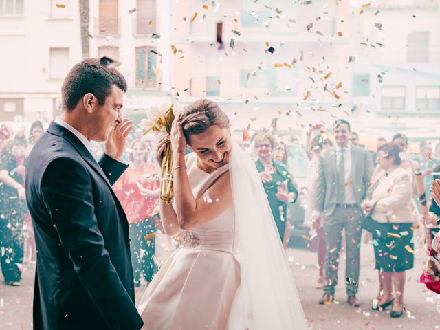 La boda de Juanjo y Alba en Calp/calpe, Alicante 62