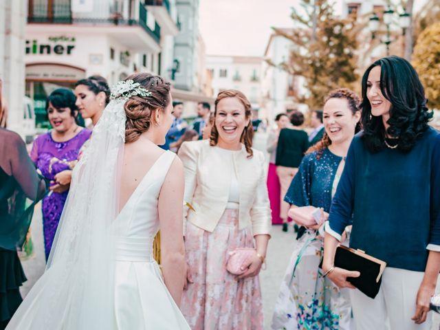 La boda de Juanjo y Alba en Calp/calpe, Alicante 66