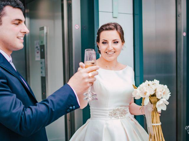 La boda de Juanjo y Alba en Calp/calpe, Alicante 75