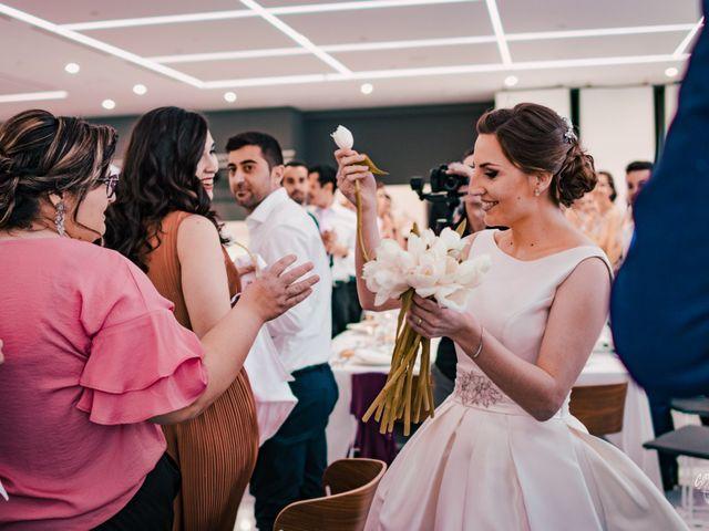 La boda de Juanjo y Alba en Calp/calpe, Alicante 84
