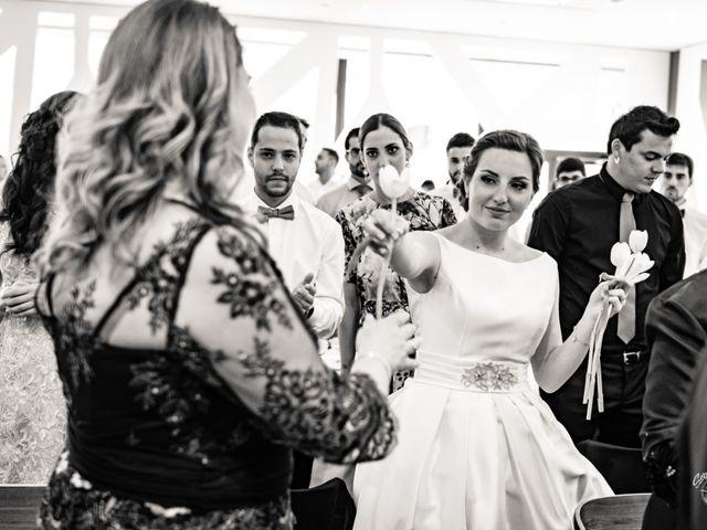 La boda de Juanjo y Alba en Calp/calpe, Alicante 85