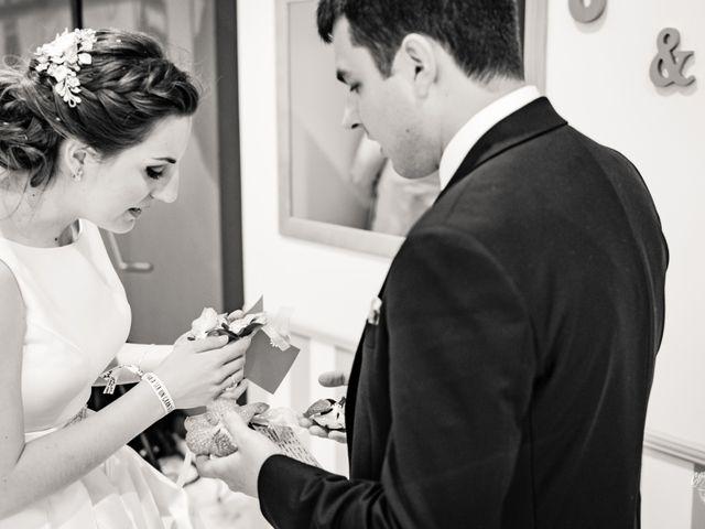 La boda de Juanjo y Alba en Calp/calpe, Alicante 91
