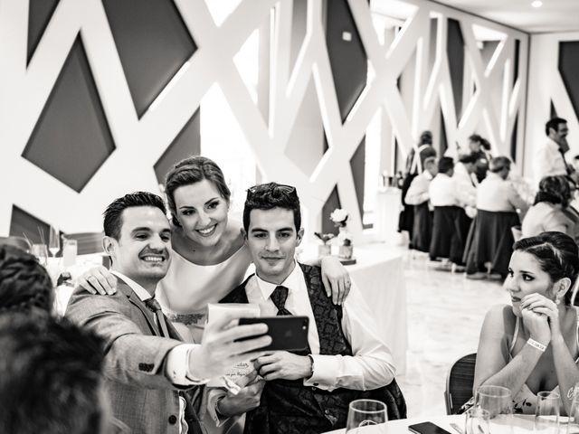La boda de Juanjo y Alba en Calp/calpe, Alicante 93