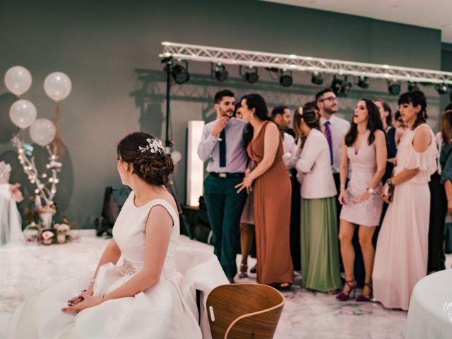 La boda de Juanjo y Alba en Calp/calpe, Alicante 94
