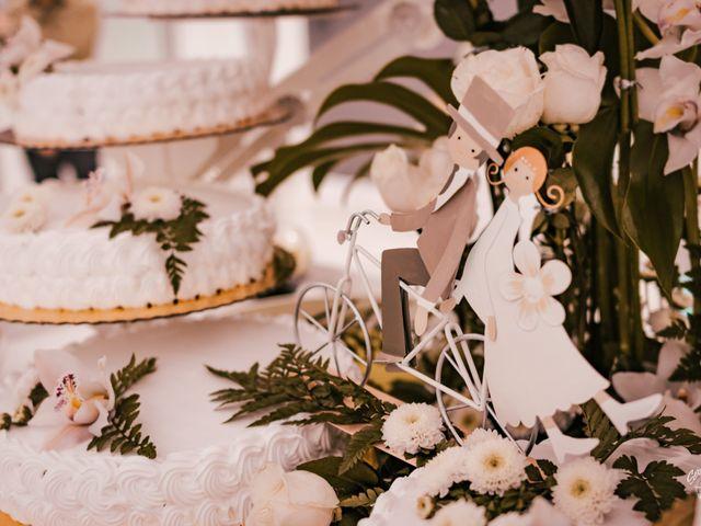 La boda de Juanjo y Alba en Calp/calpe, Alicante 103