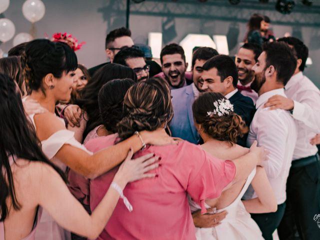 La boda de Juanjo y Alba en Calp/calpe, Alicante 109