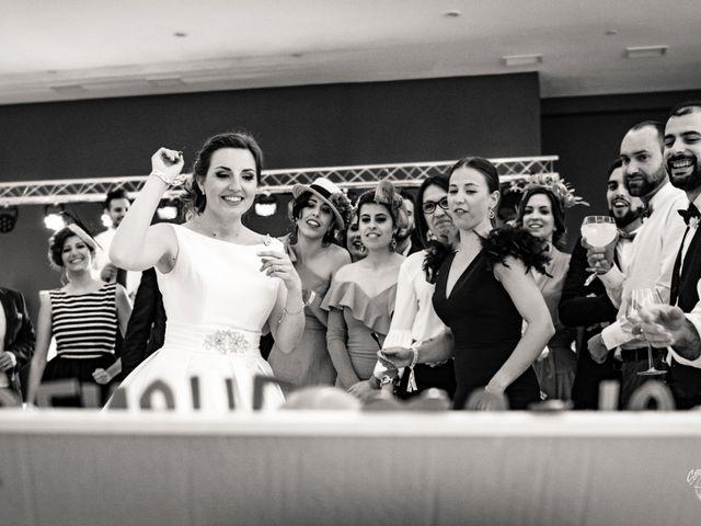 La boda de Juanjo y Alba en Calp/calpe, Alicante 116