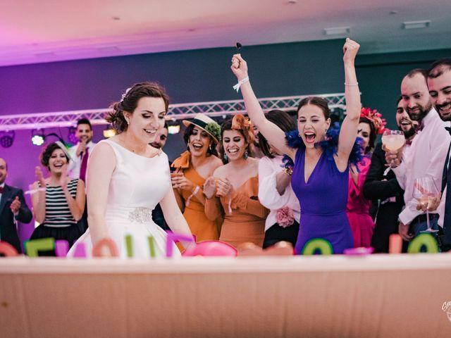 La boda de Juanjo y Alba en Calp/calpe, Alicante 117