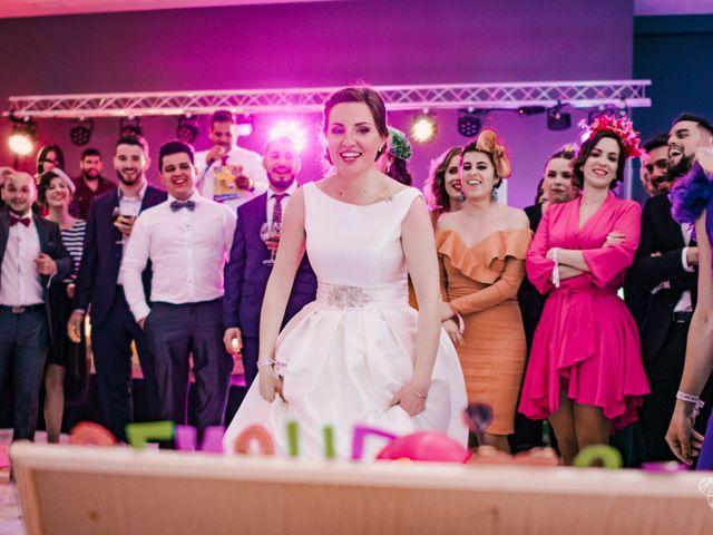 La boda de Juanjo y Alba en Calp/calpe, Alicante 118