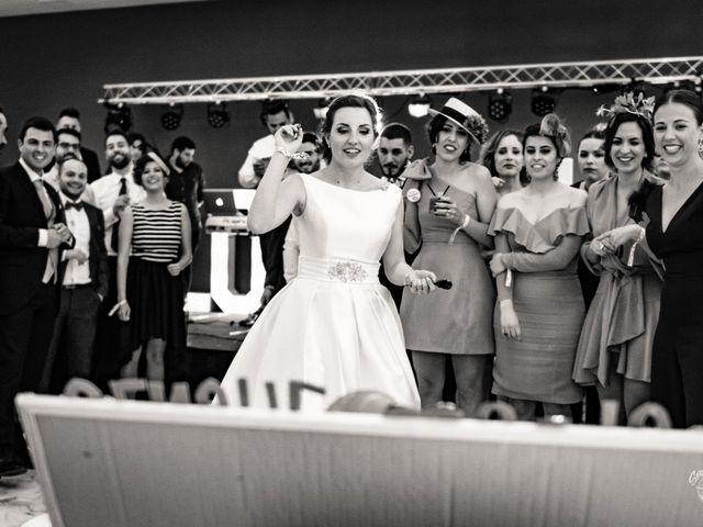La boda de Juanjo y Alba en Calp/calpe, Alicante 119